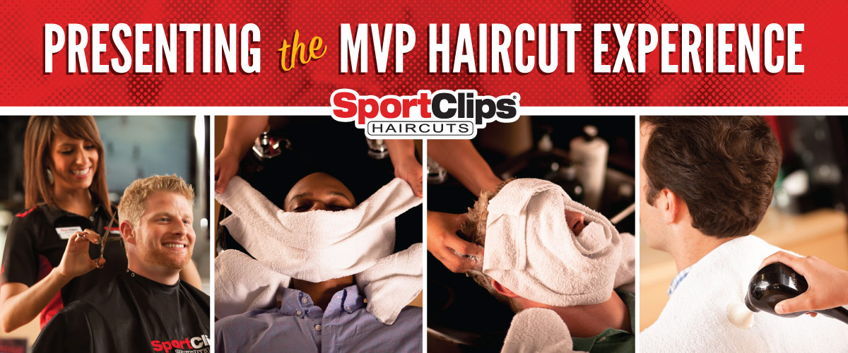 The Sport Clips Haircuts of Oshkosh MVP Haircut Experience